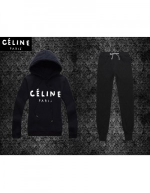 Celine Tracksuits Long Sleeved In 318260 For Women