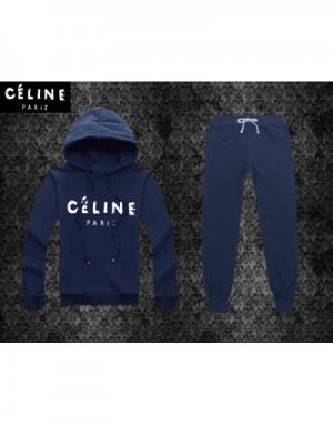 Celine Tracksuits Long Sleeved In 326617 For Men
