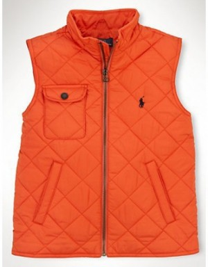 Ralph Lauren Polo Down Vest Sleeveless In 332646 For Men