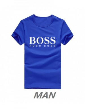 Hugo Boss T-Shirts Short Sleeved In 336111 For Men