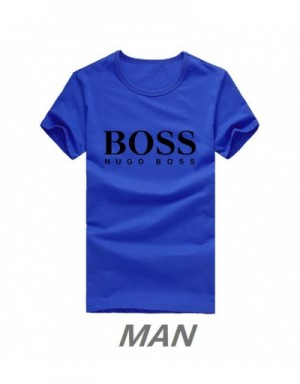 Hugo Boss T-Shirts Short Sleeved In 336112 For Men