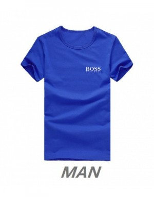 Hugo Boss T-Shirts Short Sleeved In 336113 For Men