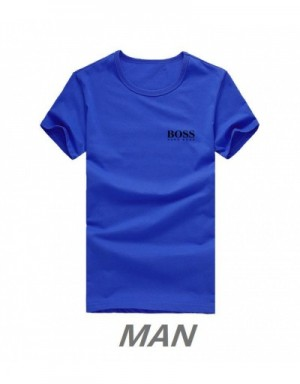 Hugo Boss T-Shirts Short Sleeved In 336114 For Men