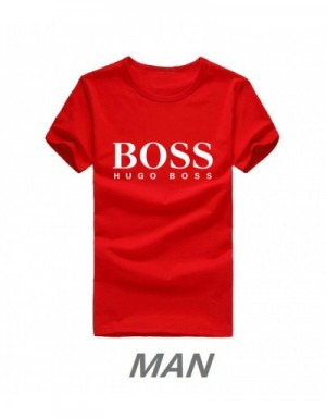 Hugo Boss T-Shirts Short Sleeved In 339116 For Men
