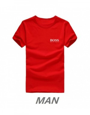 Hugo Boss T-Shirts Short Sleeved In 339118 For Men