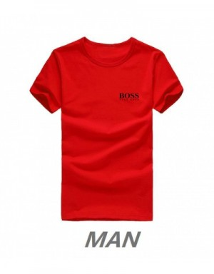 Hugo Boss T-Shirts Short Sleeved In 339119 For Men