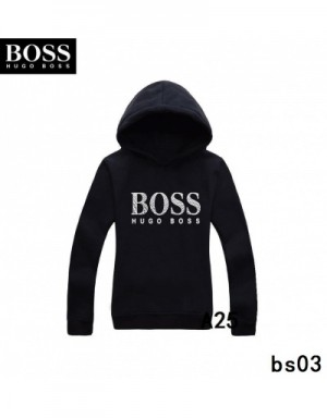 Hugo Boss Hoodies Long Sleeved In 345096 For Women