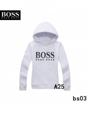 Hugo Boss Hoodies Long Sleeved In 345099 For Women