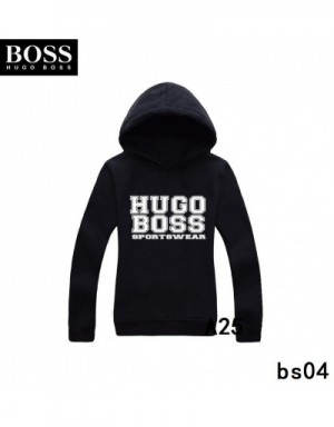 Hugo Boss Hoodies Long Sleeved In 345100 For Women