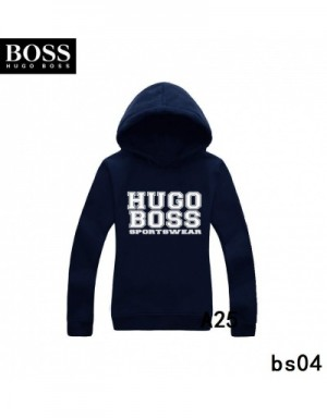 Hugo Boss Hoodies Long Sleeved In 345101 For Women