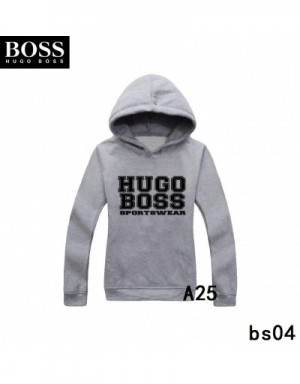 Hugo Boss Hoodies Long Sleeved In 345102 For Women