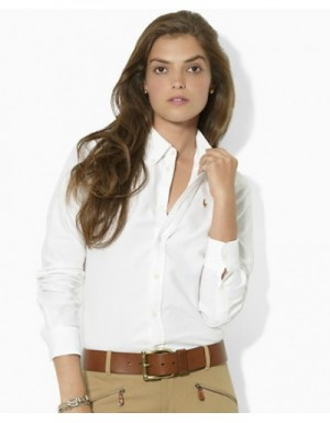 Ralph Lauren Polo Shirts Long Sleeved In 359216 For Women