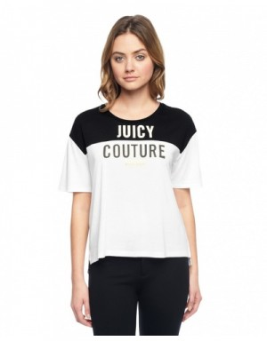 Juicy Couture T-Shirts Short Sleeved In 373318 For Women