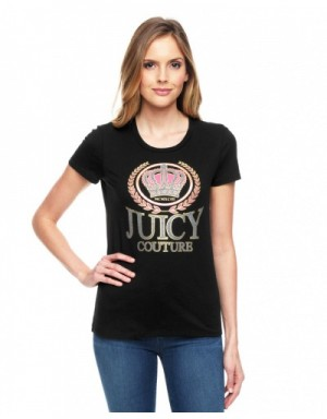 Juicy Couture T-Shirts Short Sleeved In 373320 For Women