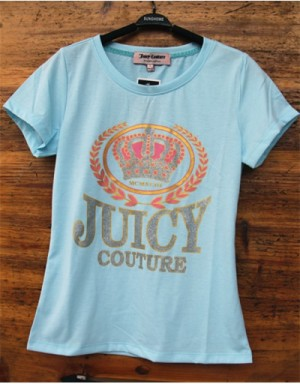 Juicy Couture T-Shirts Short Sleeved In 373322 For Women