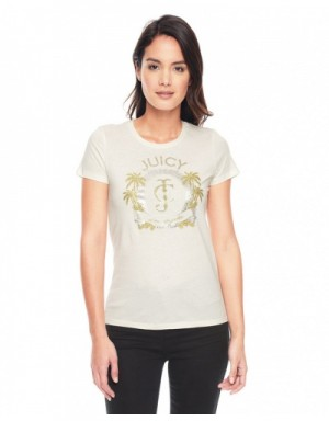 Juicy Couture T-Shirts Short Sleeved In 373323 For Women