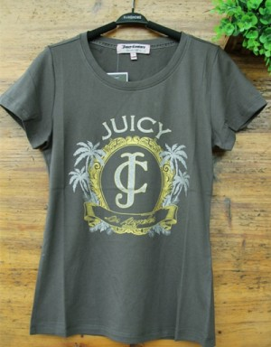 Juicy Couture T-Shirts Short Sleeved In 373326 For Women