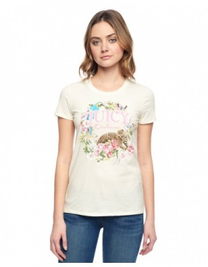 Juicy Couture T-Shirts Short Sleeved In 373327 For Women
