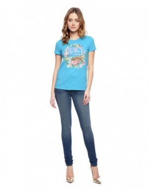 Juicy Couture T-Shirts Short Sleeved In 374104 For Women