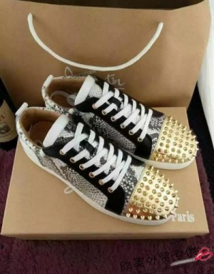 Christian Louboutin CL Shoes In 407900 For Men