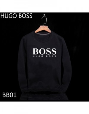 Hugo Boss Hoodies Long Sleeved In 408090 For Men