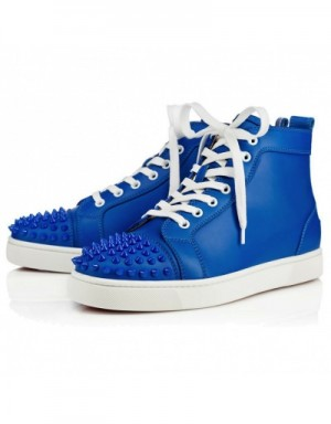 Christian Louboutin CL High Tops Shoes In 408139 For Women