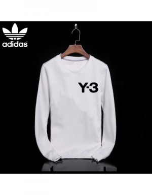 Y-3 Hoodies Long Sleeved In 408678 For Men