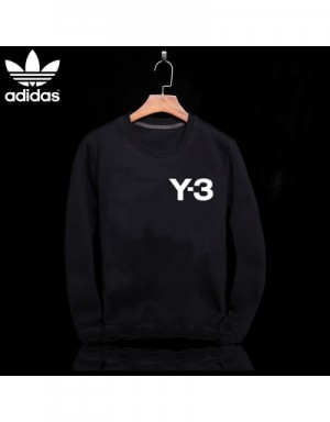 Y-3 Hoodies Long Sleeved In 408679 For Men