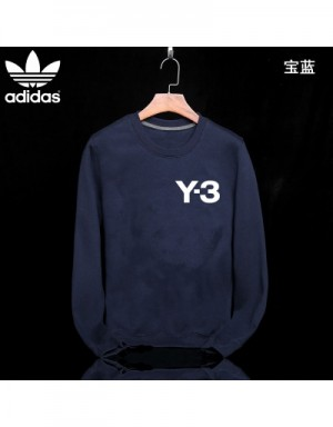 Y-3 Hoodies Long Sleeved In 408681 For Men