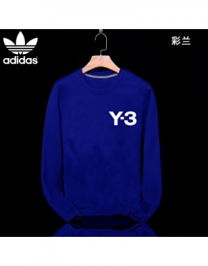 Y-3 Hoodies Long Sleeved In 408682 For Men