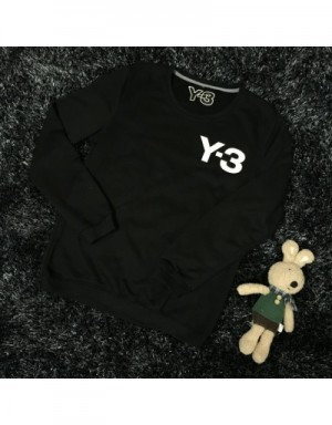 Y-3 Hoodies Long Sleeved In 415575 For Men