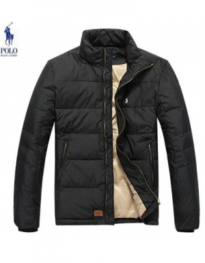 Ralph Lauren Polo Down Feather Coats Long Sleeved In 418413 For Men