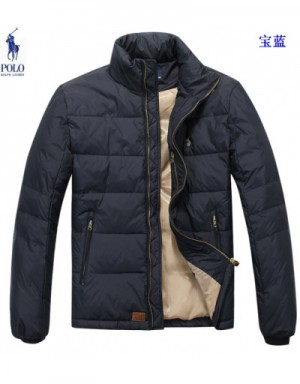 Ralph Lauren Polo Down Feather Coats Long Sleeved In 418414 For Men
