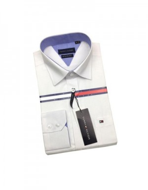 Tommy Shirts Long Sleeved In 420542 For Men