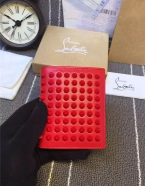 Christian Louboutin CL Quality Wallets In 458990