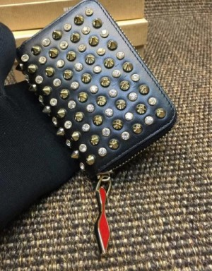 Christian Louboutin CL Quality Wallets In 458995