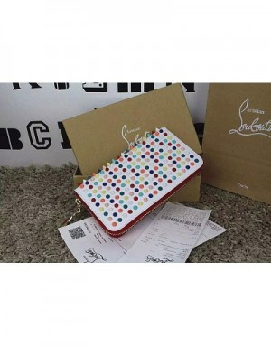 Christian Louboutin CL Quality Wallets In 459034