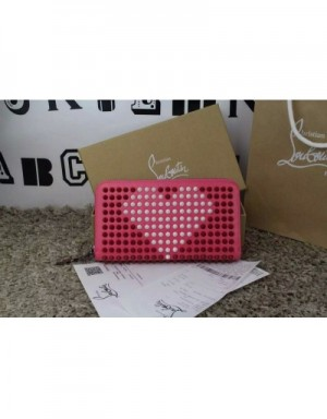 Christian Louboutin CL Quality Wallets In 459058