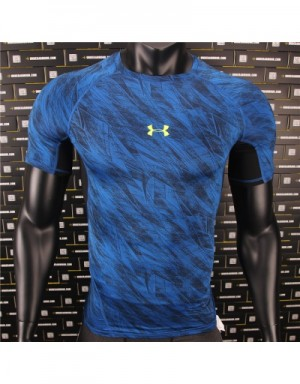 Under Armour T-Shirts Short Sleeved In 460464 For Men