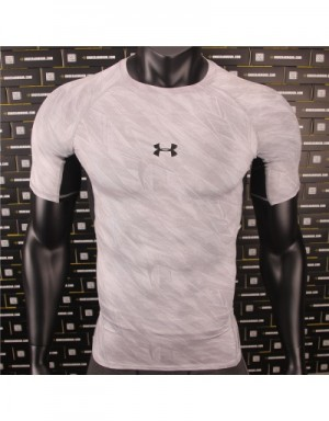Under Armour T-Shirts Short Sleeved In 460465 For Men