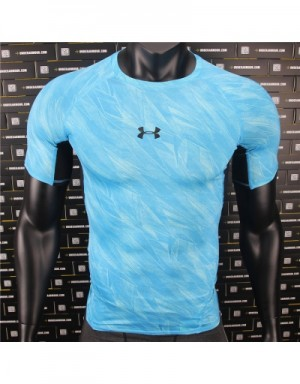 Under Armour T-Shirts Short Sleeved In 460466 For Men