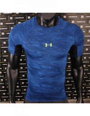 Under Armour T-Shirts Short Sleeved In 460467 For Men
