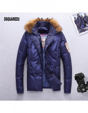 Dsquared Feather Coats For Men #621875
