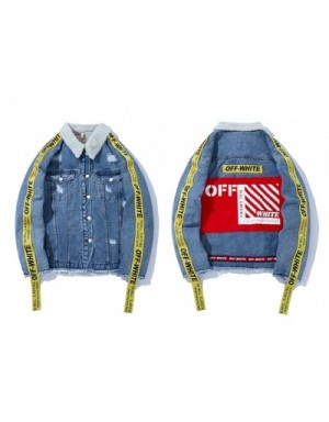 Off-White Jackets For Men #644449