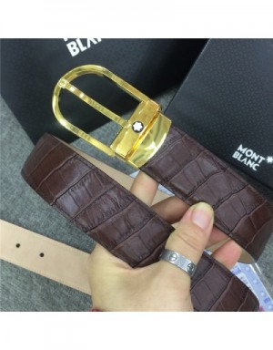 Montblanc AAA Quality Belts For Men #676494