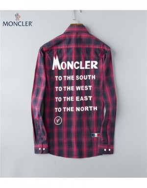 Moncler Shirts For Men #683554