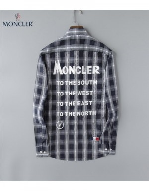 Moncler Shirts For Men #683557