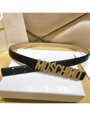 Moschino AAA Quality Belts For Women #691602