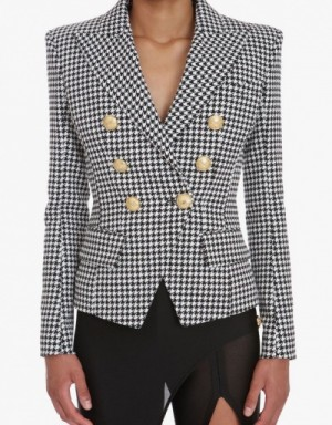 Balmain Jackets For Women #706206