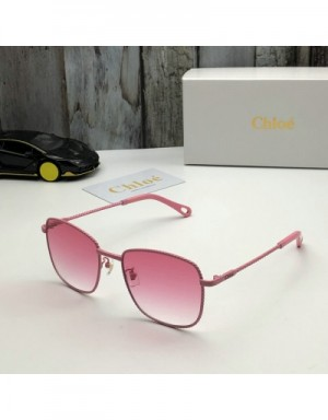 Chloe AAA Quality Sunglasses #710109